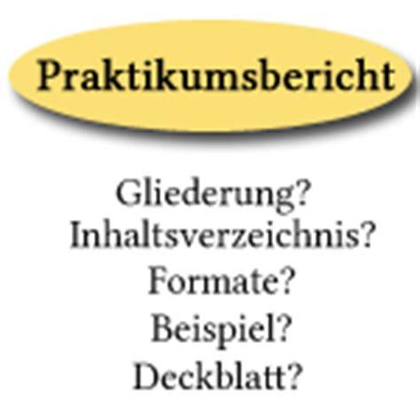 Beispiele Für Bewerbungsschreiben Praktikum 3 Beispiel F 195 188 R Einen Bericht Des Praktikums