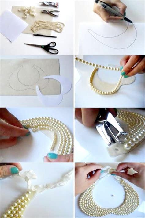 tutoriales de bisuteria diy como hacer paso a paso una diy c 243 mo hacer collares artesanales