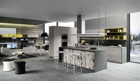 cucina di sala cucine con isola arredamenti sala
