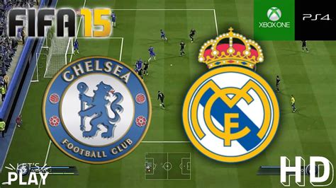 chelsea vs real madrid fifa 15 final cup online chelsea vs real madrid youtube