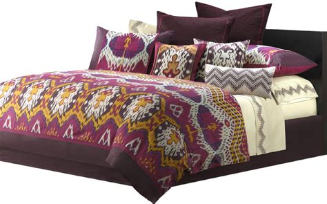 colorful bed sets bohemian bedding colorful modern duvet