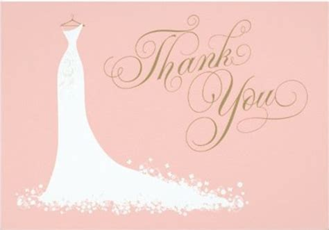 template for thank you card bridal shower etiquette and sles bridal shower thank you notes