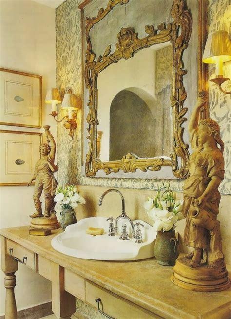 Antike Badezimmer by Antike Spiegel Ausgefallene Dekoration F 252 R Das Zimmer
