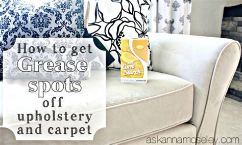 how to get crayon off fabric sofa green cleaning with corn starch with cornstarch cream of tartar and baking powder grease spots