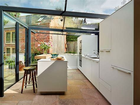 Cottage Kitchen Extensions by Dreamy 18th Century Cottage Acquires An Inspired