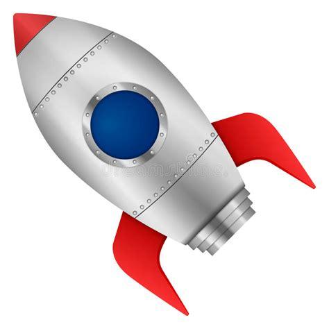 Raket Or raket vector illustratie illustratie bestaande uit vector