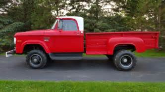 Dodge Power Wagon Dually 1970 Dodge Powerwagon D300 4x4 Dually Low For Sale