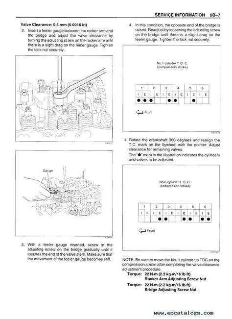Hitachi 330/LC 350H/LCH 370MTH Excavator Workshop Manual PDF