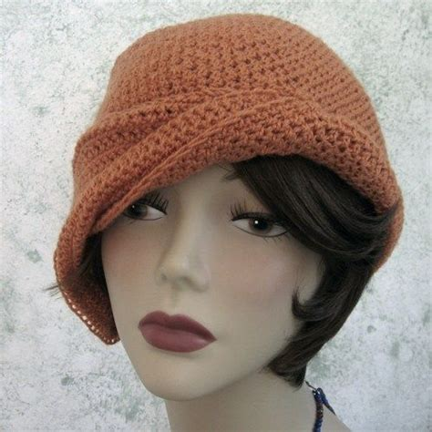 free pattern easy crochet hat crochet hat pattern misses cloche with side gathered brim