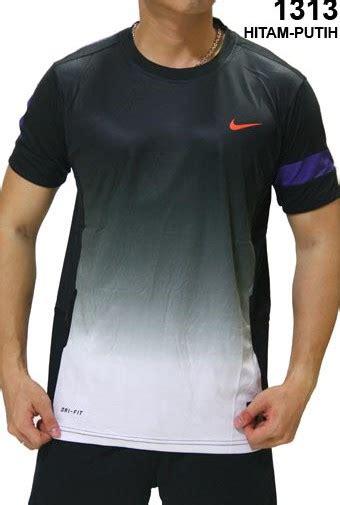 Kaos Kaos Nike Hitam kaos olahraga nike 1313 hitam putih rumah jersey