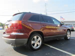 2007 Chrysler Pacifica Touring Reviews 2007 Chrysler Pacifica Trim Information Cargurus