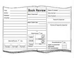 1000 ideas about book review template on pinterest book