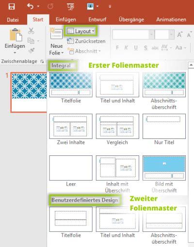 powerpoint layout verwenden powerpoint folienmaster 252 bernehmen und verwenden einfach