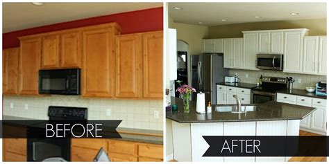 painting kitchen cabinets before after painting kitchen cabinets before and after