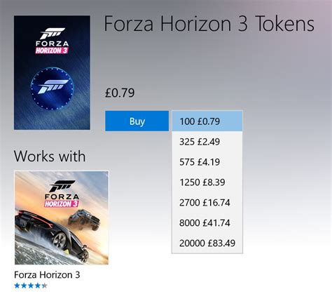 Teuerstes Auto Forza Horizon 3 forza horizon 3 erh 228 lt mikrotransaktionen