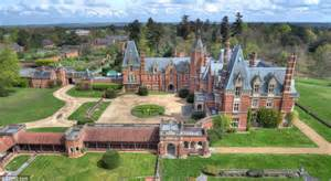 French Country Property For Sale - beautiful french chateau style country manor in surrey is put up for sale by ministry of defence