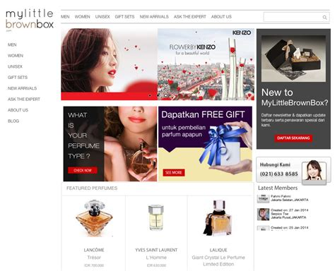 Merk Parfum Wanita Harga Terjangkau sasyachi diary review mylittlebrownbox