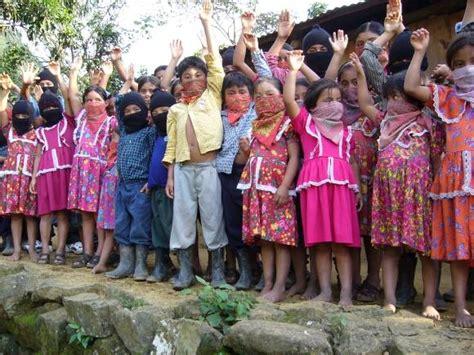 imagenes mujeres zapatistas amenazas contra zapatistas de san marcos avil 233 s radio