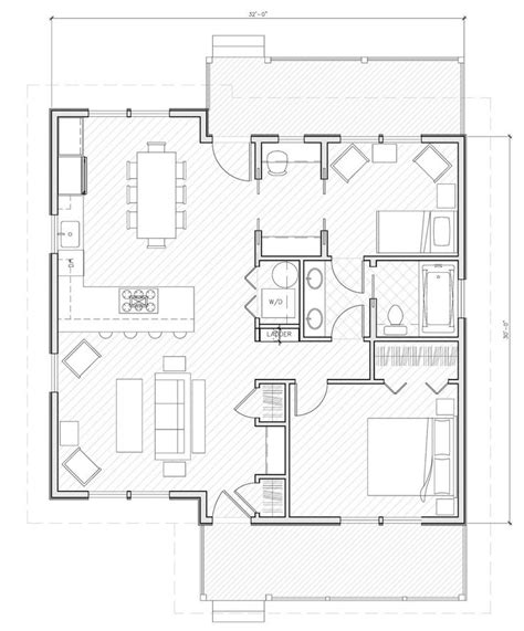 Small Homes Under 1000 Sq Ft by Small House Plans Under 1000 Sq Ft With Porch Joy Studio