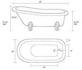 restoria ambassador classic slipper clawfoot tub