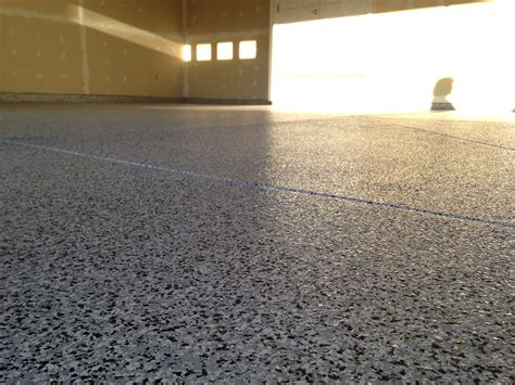 garage floor coating epoxy granite for large garage