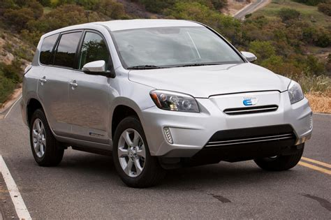 2013 toyota rav4 ev 2013 toyota rav4 ev electric vehicle picture number