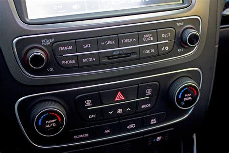 Kia Sorento Interior Dimensions by 2014 Kia Sorento Interior Specs Top Auto Magazine