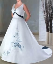 plus size wedding dresses with color plus size wedding dresses white wedding dresses