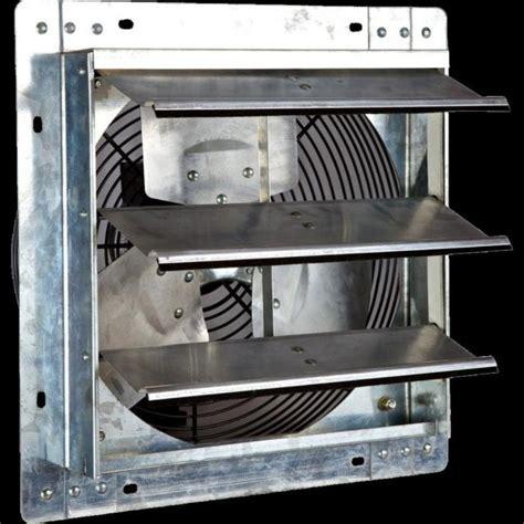 industrial exhaust fan with shutter garage exhaust fan for sale classifieds
