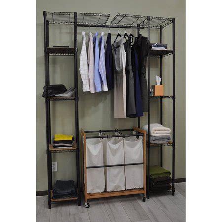 trinity expandable closet organizer walmartcom
