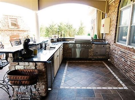 patio kitchen ideas outdoor kitchen