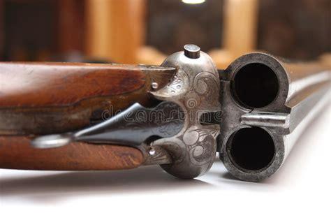 jachtgeweer vergunning jachtgeweer royalty vrije stock fotografie afbeelding