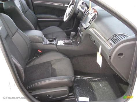 black interior 2012 chrysler 300 srt8 photo 63540522