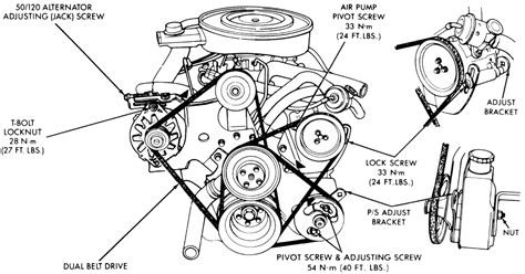 Repair Guides Routine Maintenance And Tune Up Belts
