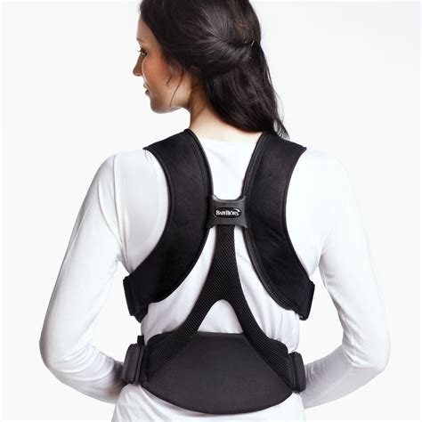 babybj 214 rn baby carrier miracle black silver cotton mix