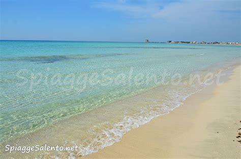 porto cesareo spiaggia la spiaggia di porto cesareo nel salento spiaggesalento net