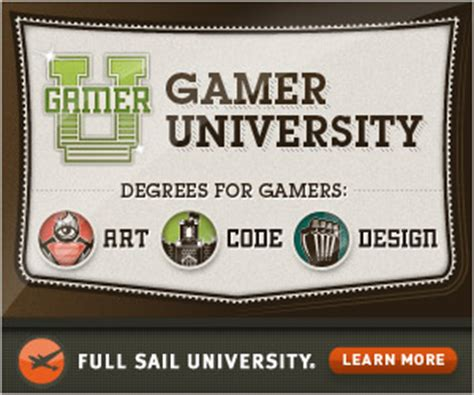 game design major colleges full sail university gamecareerguide com