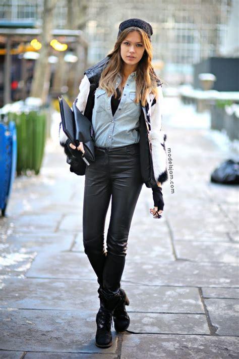 Lada New York Lada Kravchenko New York Febraury 2014 Modelsjam