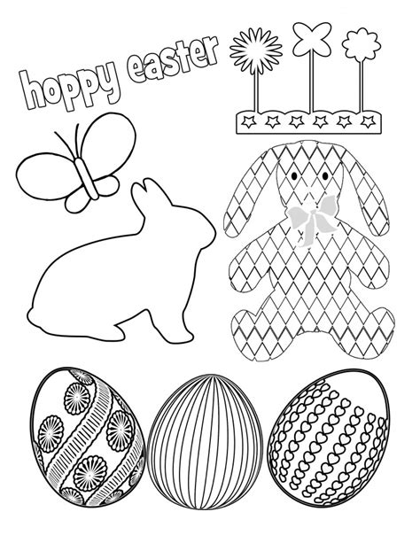 free easter coloring pages for preschoolers simplicity free easter printables coloring