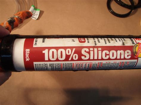 Diy Flesh Light by Silicone O Rings And Tubing