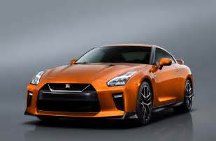Nissan My New Nissan Gtr 2017 My17 Facelift
