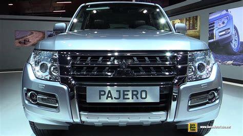 mitsubishi pajero interior 2017 2017 mitsubishi pajero instyle 3 2 diesel exterior