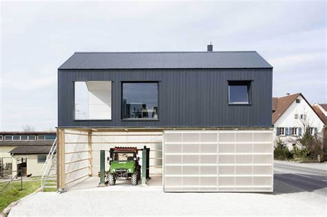 House On Top Of Garage by Modern Unique House On Top Of Garage Workshop Home