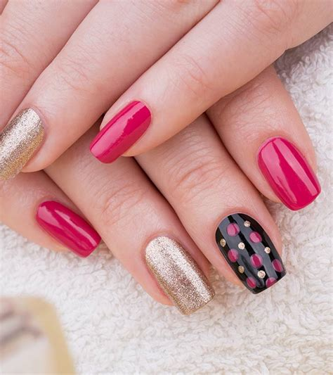 Simple Nail Images by Top 50 And Simple Nail Designs For Beginners Of