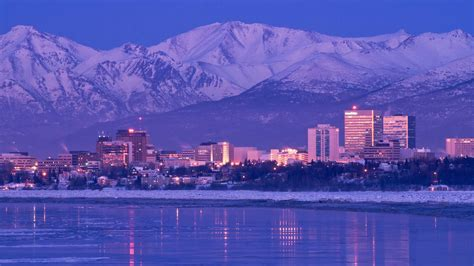 Cheap Flights to Anchorage   C$335.94: Get Tickets Now