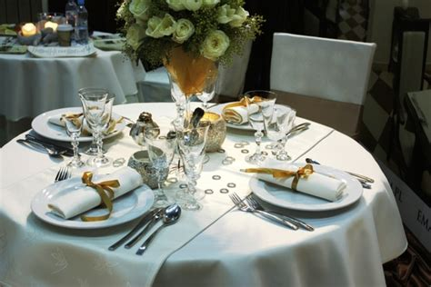 Dining Table Table Cutlery Tableware Free Stock Photos In Cutlery Arrangement On Dining Table