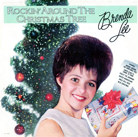 brenda lee rockin around the christmas tree mca15038