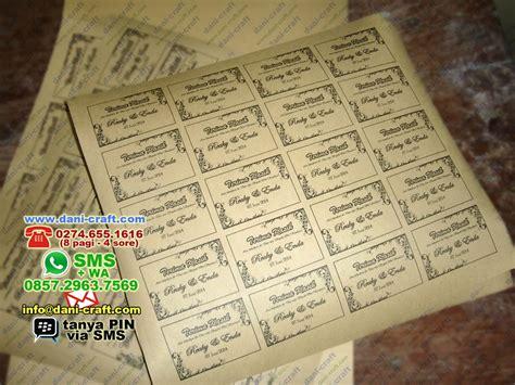 Cara Membuat Kartu Ucapan Terima Kasih | kartu ucapan terima kasih souvenir pernikahan