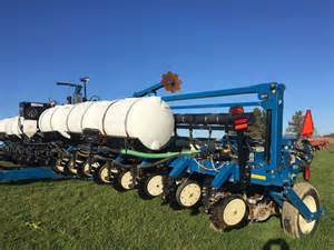 2012 kinze 3600 planter row unit 1234 born implement