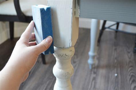 diy chalk paint shabby chic a shabby chic farmhouse table with diy chalk paint the